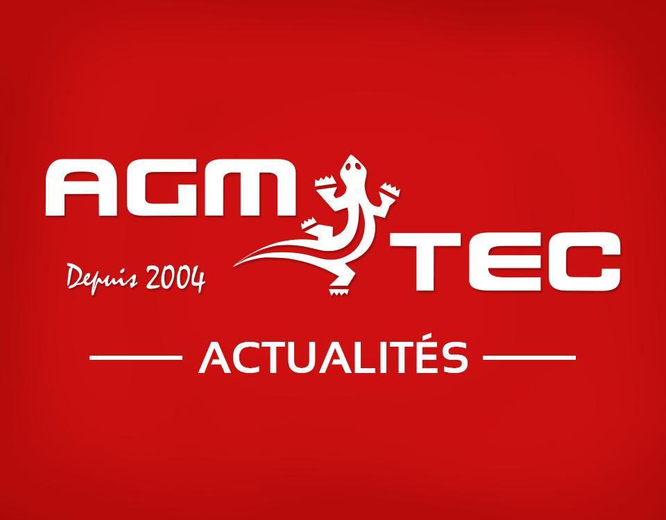 Logo actualité AGM-TEC
