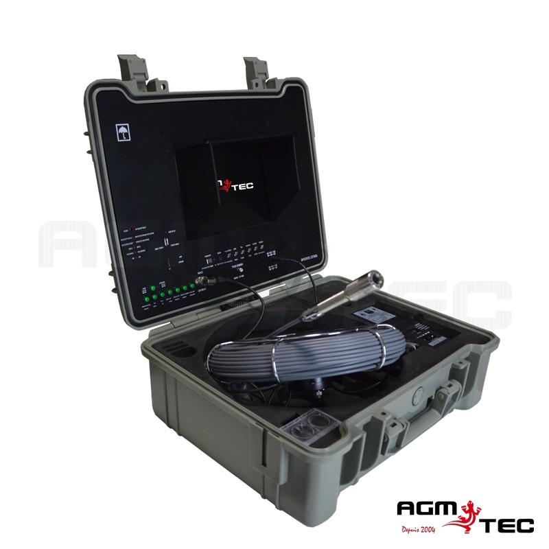 Tubicam® – Caméra d'inspection de canalisation