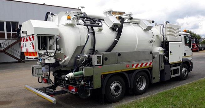Occasion hydrocureurs