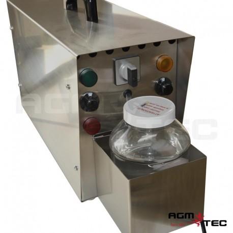 Machine de fumée pour test d'étanchéité