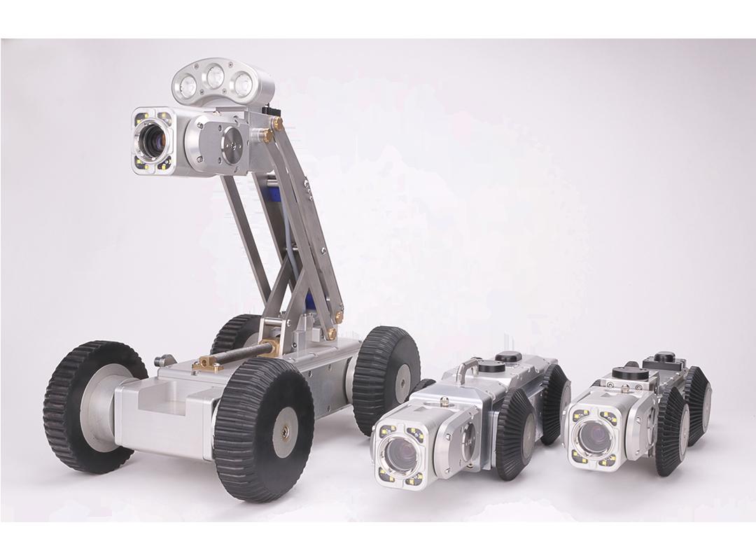 Service prestation caméra motorisée pour inspections de canalisations