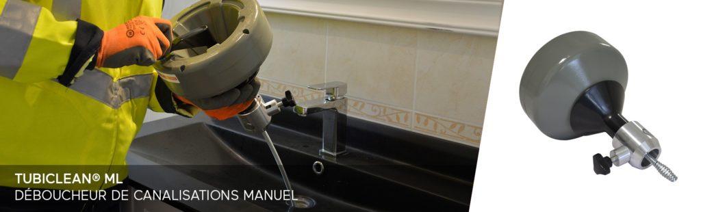 Furet électrique plomberie pour canalisations