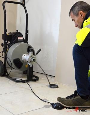 Furet plomberie électrique pour professionnels