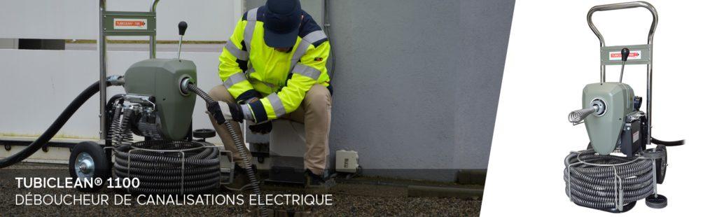Furet électrique plombiers